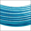 aluminum wire 1mm TURQUOISE - 10m COIL