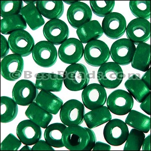 ceramic bead  per 1000 pieces BRIGHT GREEN