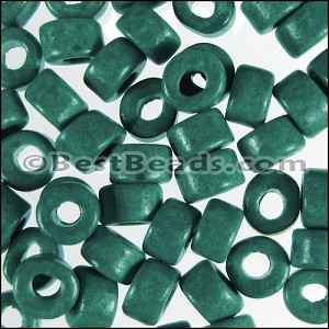 ceramic bead  per 1000 pieces FADED DENIM