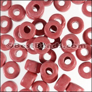 ceramic bead  per 1000 pieces ROSE