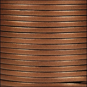 3mm flat leather MONEYPENNY - per 5 meters