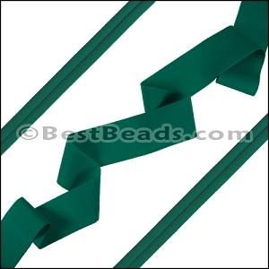 Lycra Ribbon SPRUCE GREEN - per 10m SPOOL