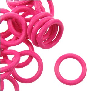 12mm rubber o-rings per 10 pieces FLAMINGO