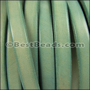 Regaliz® 4.5mm leather TURQUOISE - per 2 meters