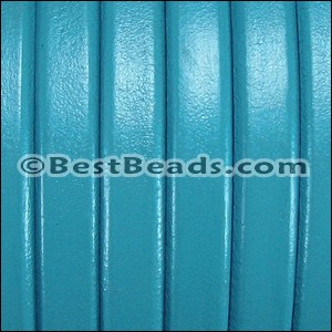 Regaliz® Leather Oval BLUE MOON  - per 25m SPOOL