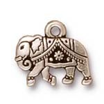 gita charm ANTIQUE SILVER