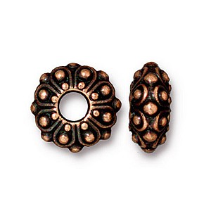 casbah euro bead COPPER