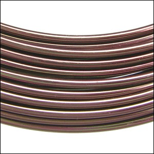 aluminum wire 2mm BROWN