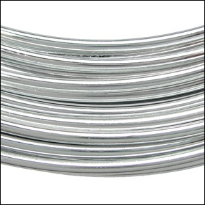 aluminum wire 2mm SILVER