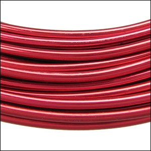 aluminum wire 2mm RED
